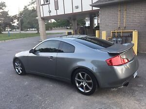 2003 Infiniti G35 Coupe - W/Safety & E-Test, Winters & Summers