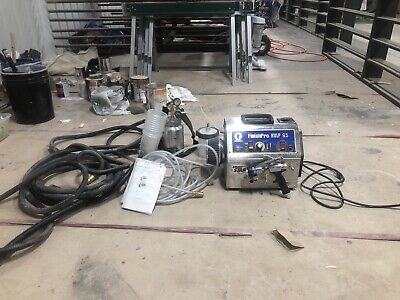 Graco Finish Pro 9.5 Procomp Series Hvlp Paint Sprayer. Used Only Once