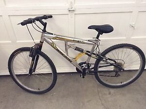Mongoose DXR AL 21 Speed Mountain Bike OBO