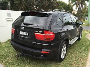 2008 BMW X5 Black:  Priced to Sell Broadbeach Waters Gold Coast City Preview