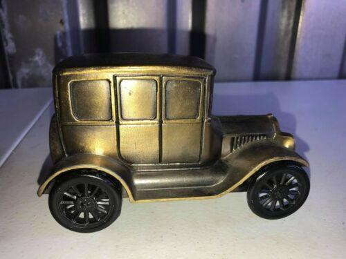 Banthrico Model T Car Piggy Bank NAES Michigan
