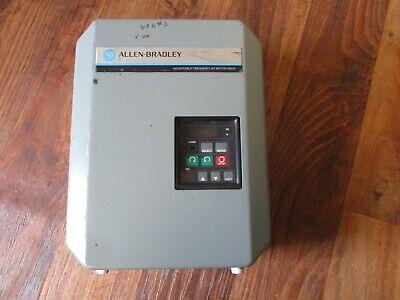 Allen-bradley Bulletin 1333 Adjustable Frequency Ac Drive 626112t Used