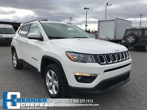 2018 Jeep Compass North **4X4, BLUETOOTH, A/C + WOW**