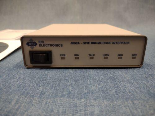 ICS ELECTRONICS N4899A GPIB TO MODBUS Interface