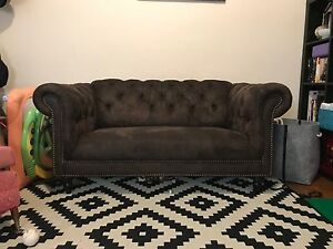 Chesterfield 2 seater lounge MUST SELL ASAP Woolloomooloo Inner Sydney Preview