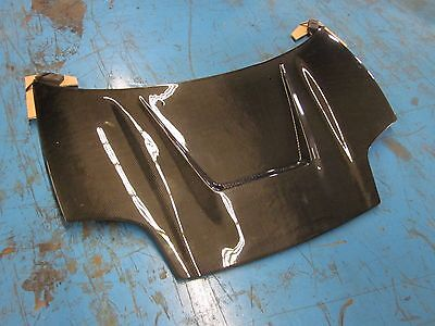 Type V Vented Carbon Fiber Hood for an 02-05 Acura NSX