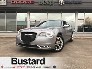 2017 Chrysler 300 C Platinum | Dual Roof | Heated/Cooled Cuphold