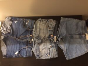BRAND NAME JEANS ( sizes 00-2)