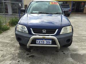 1999 Honda CRV Maddington Gosnells Area Preview