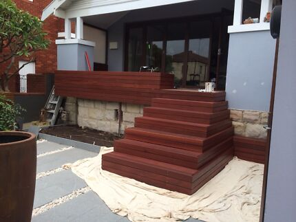 Decking carpenters Clovelly Eastern Suburbs Preview