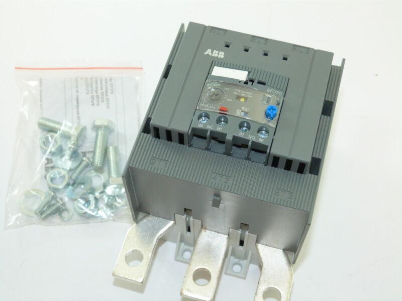 ABB EF370-380 Electronic Overload Relay 115-380A NEW 1yr Warranty