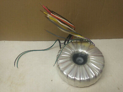Sum-r Toroidal Transformer Rc1500-032-2 Input 115230 Output 4x 18v 12v