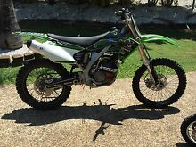 Excellent condition! Kawasaki motorcycle! Dirtbike Tallai Gold Coast City Preview