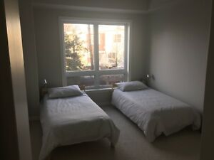 2 IKEA  Single Beds - including mattresses & frames