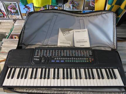 Casio CT-636 Tone Bank Keyboard  Good working condition Stanhope Gardens Blacktown Area Preview