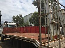"Beavertail tray off Mitsubishi truck "" Tray only "" Hemmant Brisbane South East Preview"