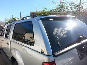NISSAN NAVARA D40 CANOPY Clarkson Wanneroo Area Preview