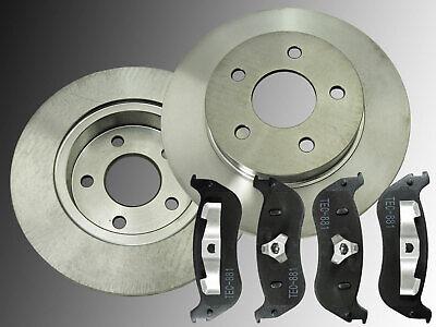 2 x Bremsscheiben /& Bremsklötze Bremsbeläge hinten Ford Explorer 1995-2001