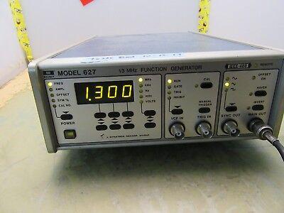 Exact Electronics Model 627 Function Generator 13mhz 4q-4