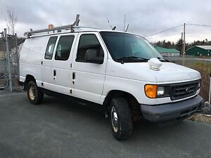 2006 Ford e- 250 in house financing available