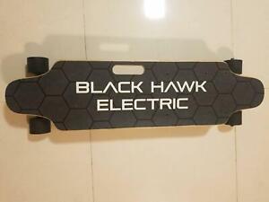 Black Hawk Electric skate board - Pristine condition