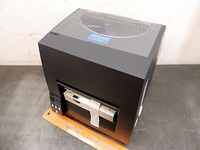 Citizen CL-S621 Thermal Transfer/direct Thermal Bar Code - Citizen Thermal Transfer