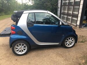 "2009 Smart Car ""Passion Cabriolet"""