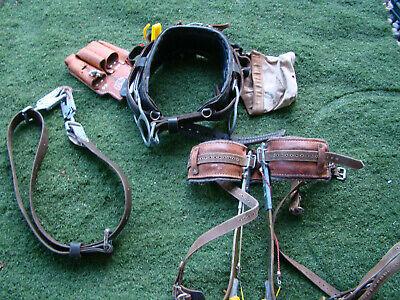 Lineman Climbing Gear-buckingham Climbers - Buckingham Beltclimbing Strap Bag