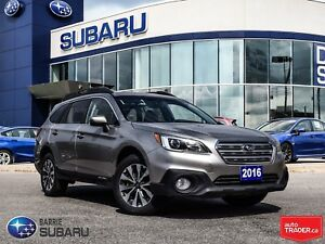 2016 Subaru Outback 3.6R Limited at