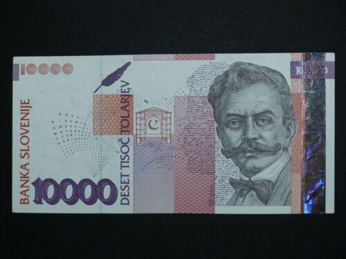 Slovenia 10000 tolarjev P.34/b 2004 RARE