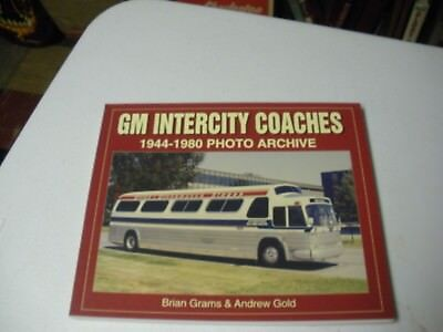 GM Intercity Coaches 1944-1980 Photo Archive 2003 Paperback First Ed.