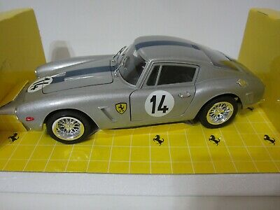 1/18 JOUEF EVOLUTION 1961 FERRARI 250 GT #14 Berlinette 61' Berlinetta