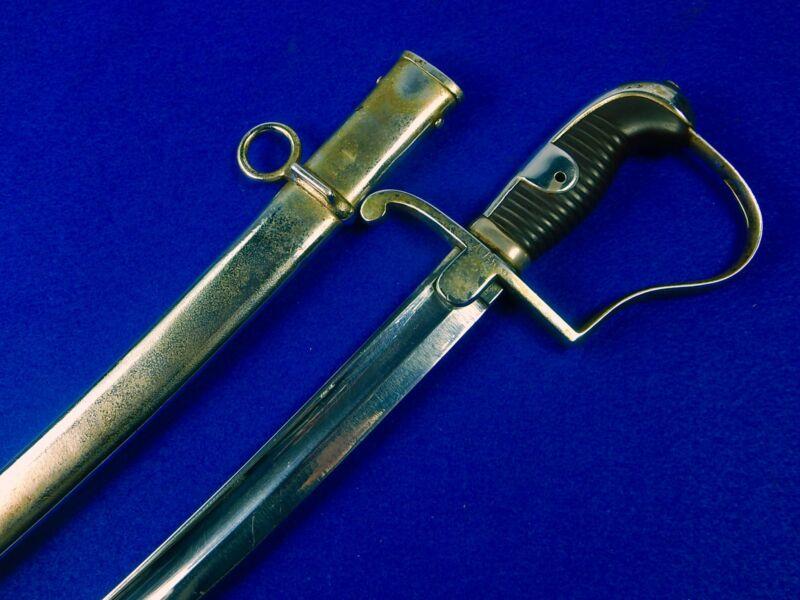 German Germany Antique WW1 Cavalry Sword w/ Scabbard