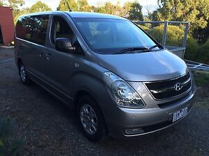 2013 Hyundai iMAX 8 seater Diesel Automatic Devonport Devonport Area Preview