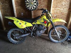 2002 Suzuki 125 4 stroke