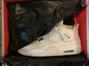 "Nike Air Jordan 4 Retro ""pure money """