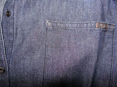 Chemise jean brut mexx taille 40 en tbe