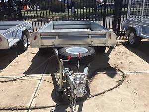 7x5 GALVANISED  BOX TRAILER ON SALE !!!!!!! Para Hills West Salisbury Area Preview