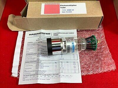 Hamamatsu R980 -19 Photomultiplier Tube 1-12 38mm Pmt Detector Spectroscopy