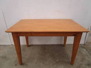 C43016 Nice Solid Timber Dining Kitchen Table Unley Unley Area Preview