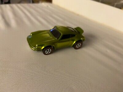 PORSCHE P-911 WHEELS  HOT WHEELS restored redline 1980