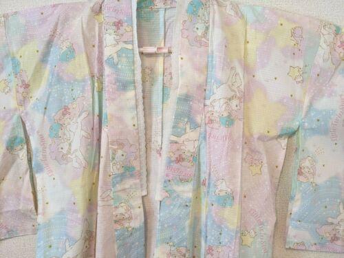 Little Twin Stars Kiki Rara Yukata dress for Adult rare shipped by DHL