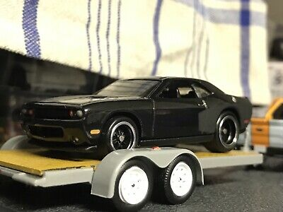 Hot Wheels Retro Entertainment RARE '08 Challenger SRT8 Fast & Furious MINT HTF!