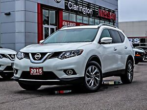 2015 Nissan Rogue SL Massive List of Features FREE Delivery