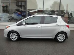 2014 Toyota Yaris Hatchback LE Air Vitres Cruise