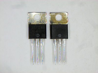 Irfz46 Original Ir Mosfet Transistor 2 Pcs