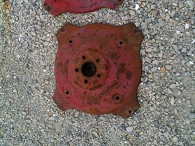 Farmall Cub Lo Low Boy Tractor Original Steel Rear Wheel Center Centers