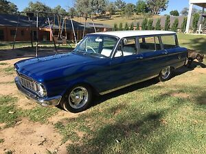 1965 XP Falcon Wagon Albury Albury Area Preview