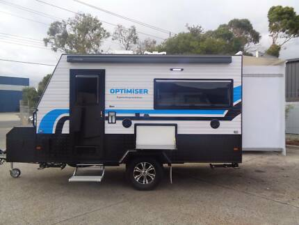 2017 The Little Caravan Company OPTIMISER Seaford Frankston Area Preview