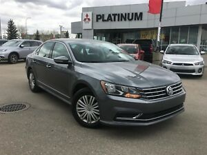16 Passat Turbo Engine, Back Up Camera and Trendline Package